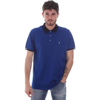 Oblečenie Muži Polokošele s krátkym rukávom Navigare NV72058 Modrá