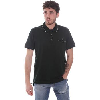 Oblečenie Muži Polokošele s krátkym rukávom Navigare NV72068 Zelená