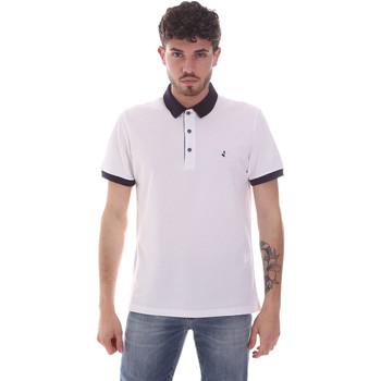 Oblečenie Muži Polokošele s krátkym rukávom Navigare NV82124 Biely