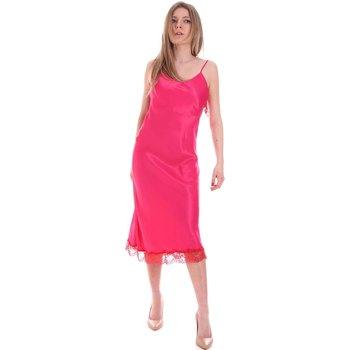 Oblečenie Ženy Krátke šaty Cristinaeffe 0731 2475 Ružová