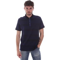 Oblečenie Muži Polokošele s krátkym rukávom Navigare NV70035 Modrá