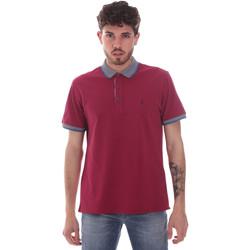 Oblečenie Muži Polokošele s krátkym rukávom Navigare NV82125 Červená