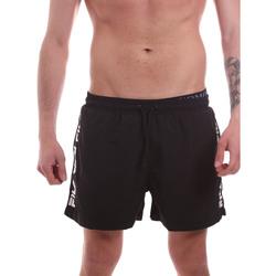 Oblečenie Muži Plavky  Fila 688923 čierna
