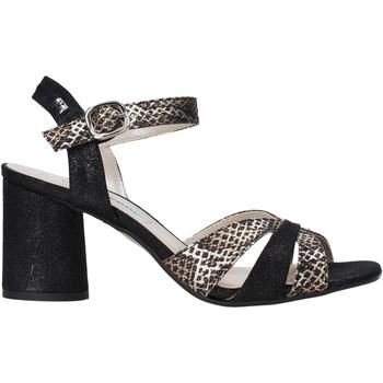 Topánky Ženy Sandále Valleverde 28270 čierna