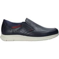 Topánky Muži Slip-on Rogers 2700 Modrá