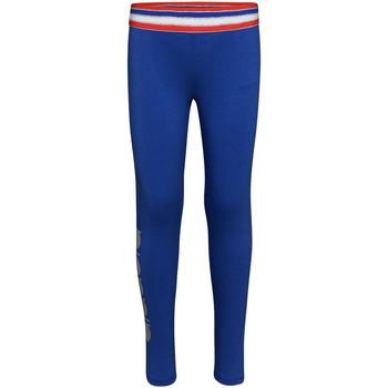 Oblečenie Dievčatá Legíny Diadora 102175917 Modrá