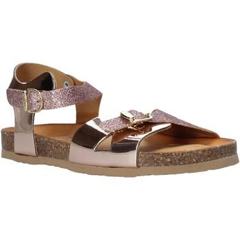 Topánky Dievčatá Sandále Bionatura 22B 1005 Ružová
