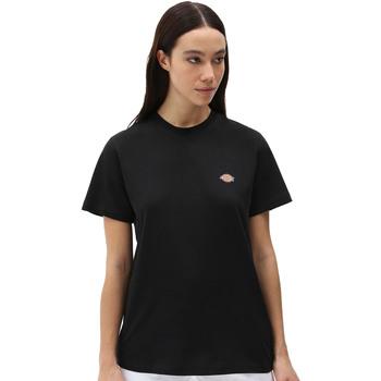 Oblečenie Ženy Tričká s krátkym rukávom Dickies DK0A4XDABLK1 čierna
