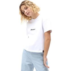 Oblečenie Ženy Tričká s krátkym rukávom Dickies DK0A4XBAWHX1 Biely