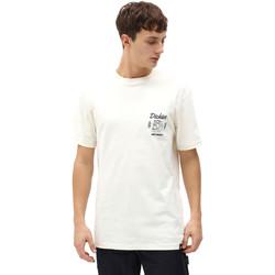 Oblečenie Muži Tričká s krátkym rukávom Dickies DK0A4X9NECR1 Biely