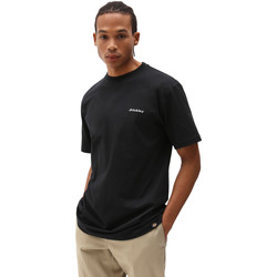 Oblečenie Muži Tričká s krátkym rukávom Dickies DK0A4X9OBLK1 čierna