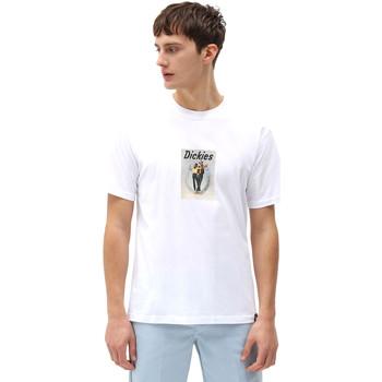 Oblečenie Muži Tričká s krátkym rukávom Dickies DK0A4X9IWHX1 Biely