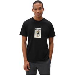 Oblečenie Muži Tričká s krátkym rukávom Dickies DK0A4X9IBLK1 čierna