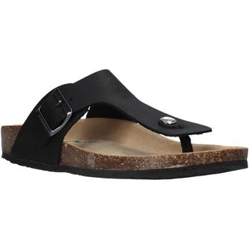 Topánky Muži Žabky Bionatura 11FINGU-I-CRHNER čierna