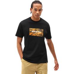 Oblečenie Muži Tričká s krátkym rukávom Dickies DK0A4X9JBLK1 čierna