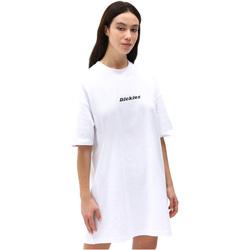 Oblečenie Ženy Krátke šaty Dickies DK0A4XB8WHX1 Biely