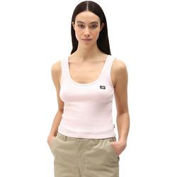 Oblečenie Ženy Tielka a tričká bez rukávov Dickies DK0A4XB9LPI1 Ružová