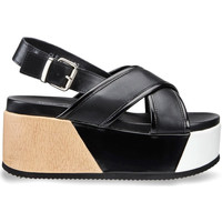 Topánky Ženy Sandále Cult CLE104339 čierna