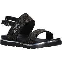 Topánky Ženy Sandále Keys K-4971 čierna