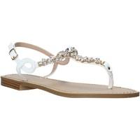 Topánky Ženy Sandále Keys K-5100 Biely