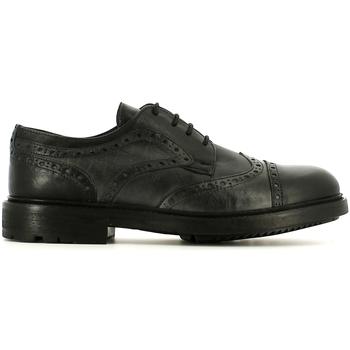 Topánky Muži Derbie Rogers 3089 čierna