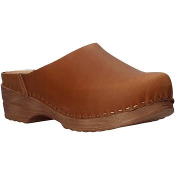 Topánky Ženy Nazuvky Bionatura 77C2072-T-GAUBRA Hnedá