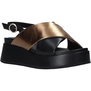 Topánky Ženy Sandále Apepazza S1ZAFIRA02/LEA čierna