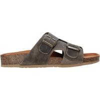 Topánky Muži Šľapky Bionatura 38A2175-I-CRHFAN Hnedá