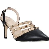 Topánky Ženy Sandále Gold&gold A21 GP47 čierna