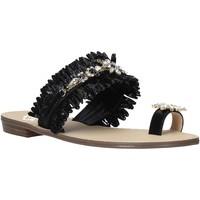 Topánky Ženy Sandále Gold&gold A21 GL613 čierna