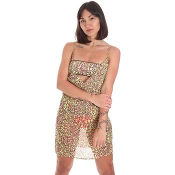 Oblečenie Ženy Krátke šaty Me Fui M20-0456X2 žltá