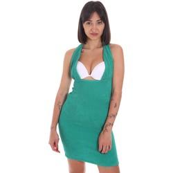 Oblečenie Ženy Krátke šaty Me Fui M20-0354VE Zelená