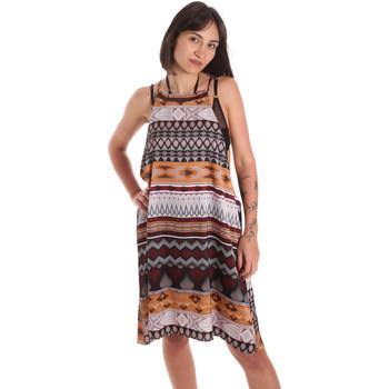 Oblečenie Ženy Tuniky Me Fui M20-0081X1 Hnedá