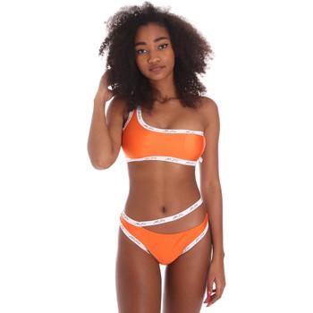 Oblečenie Ženy Plavky jednodielne Me Fui M20-0310AR Oranžová