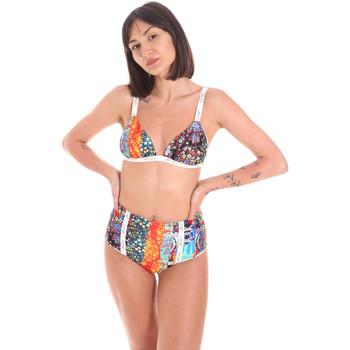Oblečenie Ženy Plavky dvojdielne Me Fui M20-0313X1 Oranžová