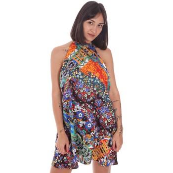 Oblečenie Ženy Plážové šatky a parea Me Fui M20-0379U Modrá