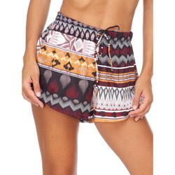 Oblečenie Ženy Šortky a bermudy Me Fui M20-0054X1 Hnedá