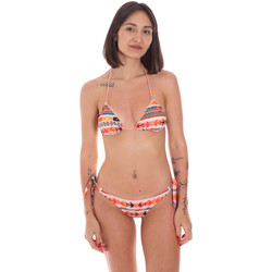 Oblečenie Ženy Plavky dvojdielne Me Fui M20-0033X2 Oranžová