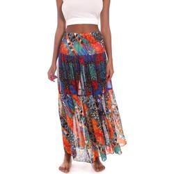 Oblečenie Ženy Sukňa Me Fui M20-0381U Modrá