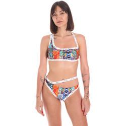 Oblečenie Ženy Plavky dvojdielne Me Fui M20-03009X1 Oranžová