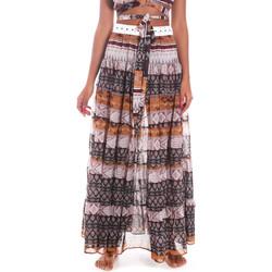 Oblečenie Ženy Sukňa Me Fui M20-0062X1 Hnedá