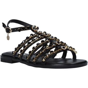 Topánky Ženy Sandále Gold&gold A21 GJ565 čierna