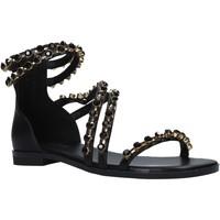 Topánky Ženy Sandále Gold&gold A21 GJ566 čierna