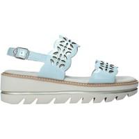 Topánky Ženy Sandále CallagHan 22720 Zelená