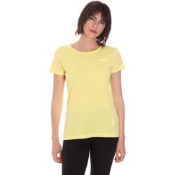 Oblečenie Ženy Tričká s krátkym rukávom Diadora 102175886 žltá