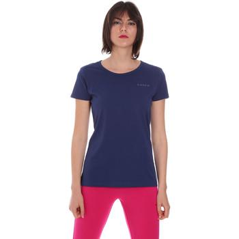 Oblečenie Ženy Tričká s krátkym rukávom Diadora 102175886 Modrá