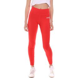 Oblečenie Ženy Legíny Diadora 102175702 Červená