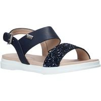 Topánky Dievčatá Sandále Miss Sixty S21-S00MS963 Modrá