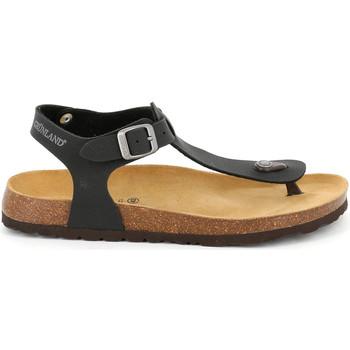 Topánky Muži Sandále Grunland SB1573 čierna