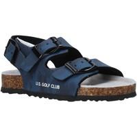 Topánky Deti Sandále U.s. Golf S21-S00UK861 Modrá